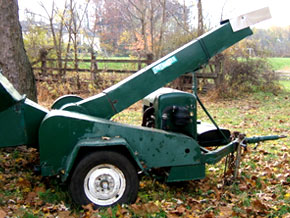 Alter Wood Chipper