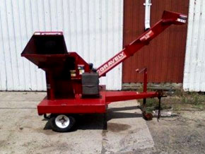 Gravely Wood Chipper